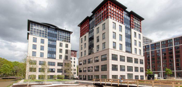 Appartementencomplex Trinity Buildings Amstel III opgeleverd door Certitudo Capital