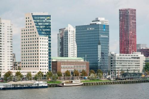 Credit Exchange Groep huurt kantoorruimte in De Nieuwe Boompjes te Rotterdam