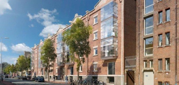 Dott huurt ca. 2.300 m² in Westerdok Amsterdam