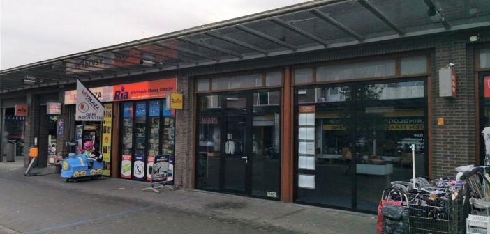 Leyplaza Telecom breidt uit in winkelcentrum Leyweg te Den Haag