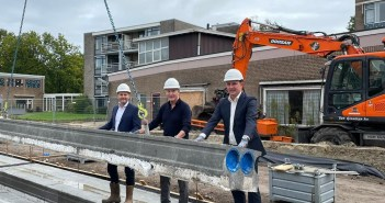Woonzorg Nederland start nieuwbouw 73 seniorenwoningen in Breda