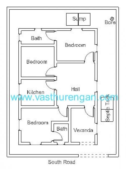 Mesmerizing Vastu House Plans For West Facing Road Photos Ideas House Design
