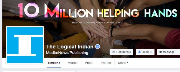 facebook positive news article network india