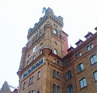 Elite Hotel Marina Tower i Saltsjöqvarn