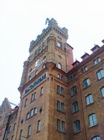 Elite Hotel Marina Tower i Saltsjöqvarn öppnade våren 2010