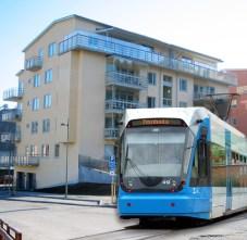 Tvärbana till Finnboda