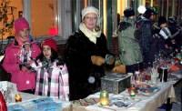 Julmarknad på Vilans skola i Nacka 2010