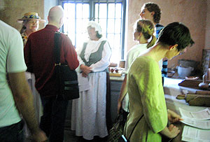 kökspigan på svindersviksdagen 2007