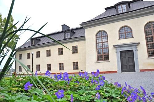 Nyrenoverade Danvikens hospital (bild: Tresson)