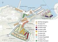 Befintliga och planerade bostadsrättsföreningar i Finnboda