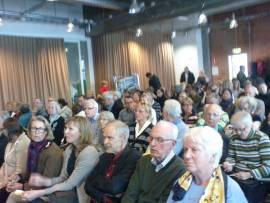 Boende i Finnboda på HSNs möte i Äventyrskontoret
