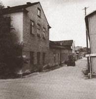 J.A. Hedberg & Co Industri AB gjuteri i Henriksdalshamnen