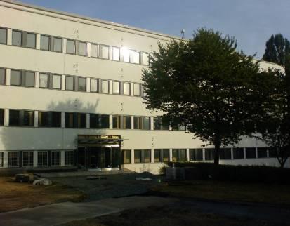 Det Vita Huset vid Danvikstull