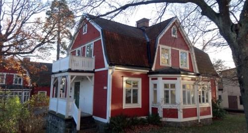Röda villan på Kvarnholmen ska bli förskola igen