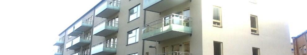 Finnboda, Nacka: Hus A2 inom Finnboda Hamnplan