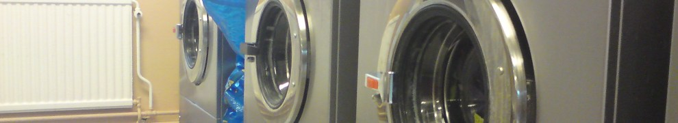 Tvättstuga på Henriksdalsringen