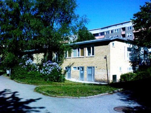 Fritidsgården Henriksdal (tidigare Glada Henkan) på Henriksdalsberget