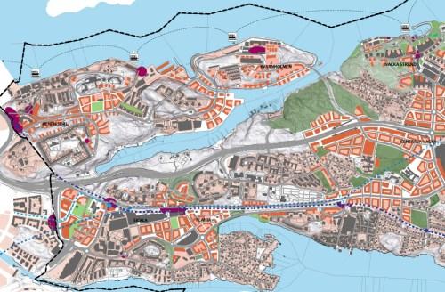 Strukturplan för Nacka kommun