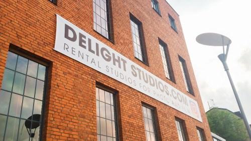 Delight studios i Finnboda