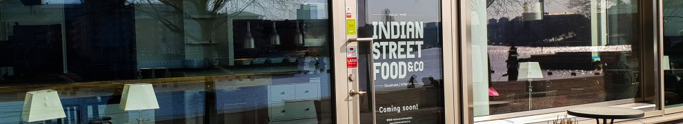 Indian Street Food i Henriksdalshamnen