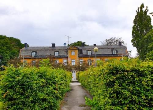 Hovings malmgård på Södermalm