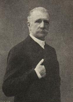 Kapten Eric Unge konstruerade luftballongen Svenske