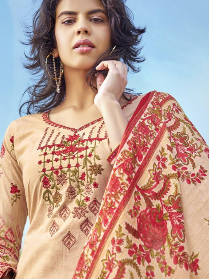 7becbc4416 Home / SUIT / By Type / PRINTED / TANISHK FASHION – MEHNAAZ ...