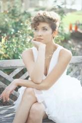 LITTLE WHITE DRESS 119