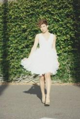 LITTLE WHITE DRESS 166