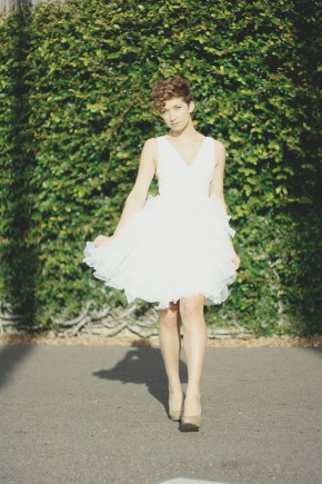 LITTLE WHITE DRESS 166