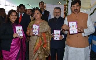 मुख्यमंत्री ने किया विकास प्रदर्षनी का उद्घाटन