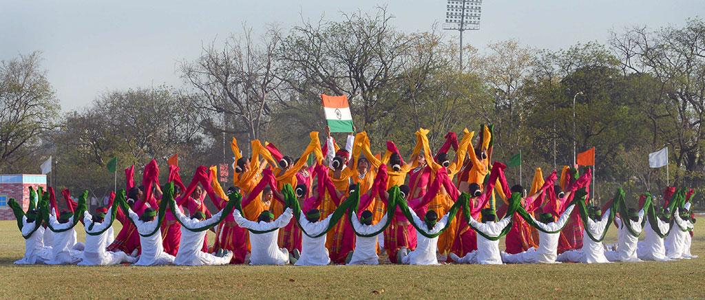 Rajasthan Diwas 2017 Images