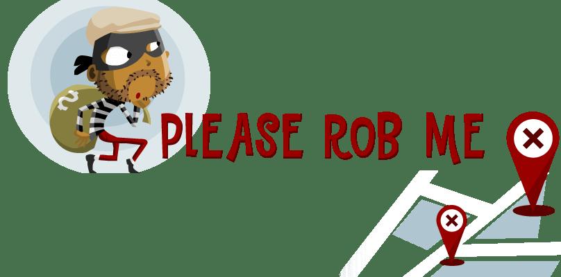 PleaseRobMe или за параноята в Интернет-времена
