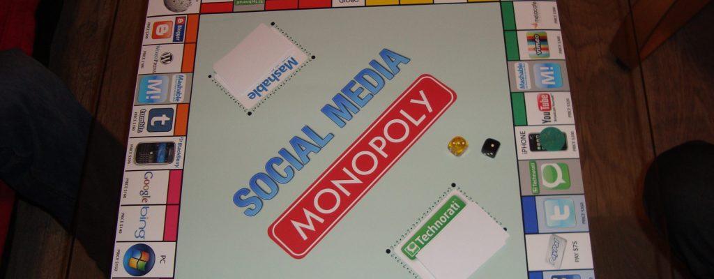 Социалните медии – част от играта