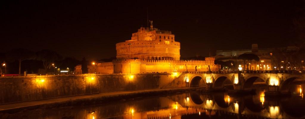 Рим: качествена история и качествена храна