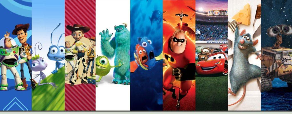 22 съвета за завладяващи истории от Pixar