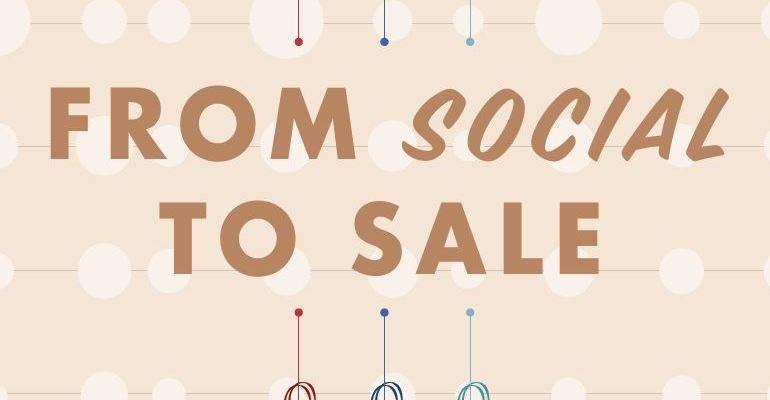 Как Facebook, Twitter и Pinterest влияят на покупките