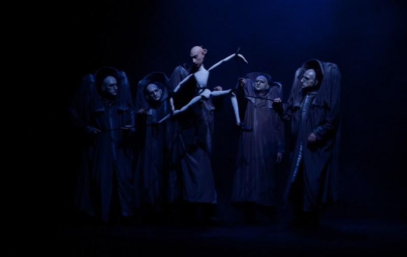 страх куклен театър стара загора