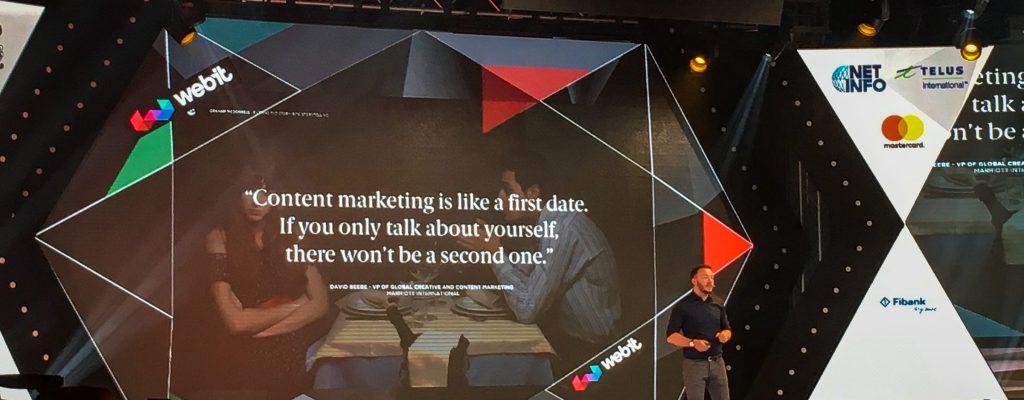 Webit: дигиталното бъдеще на маркетинга