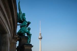 Ангелите и кулата