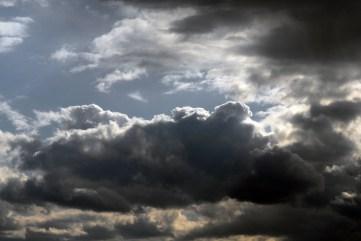 Allá en el cielo