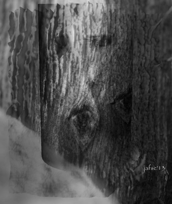 Sometimes night carry on a triple mask but isn't easy to see A veces la Noche se coloca una máscara triple, pero es difícil verla