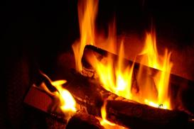 A fireplace is the soul of the home