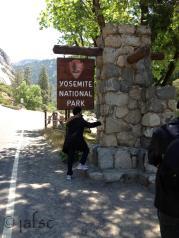 I visit the Park Yosemite this year 2013