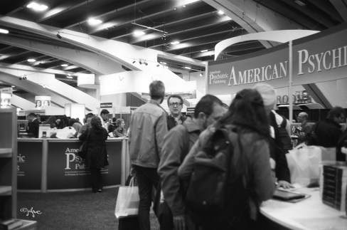 APA Meeting in Moscone Center