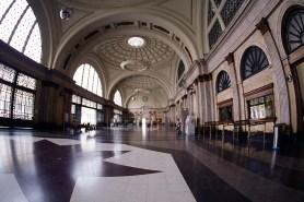 Central Hall in the Estacion de Francia