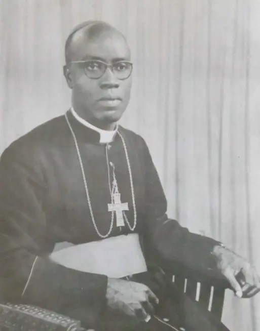 Archbishop Bernard Yago