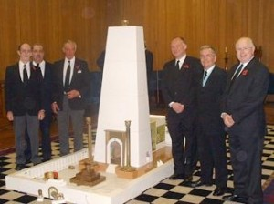 Freemasonic Model, Third Hebrew Temple
