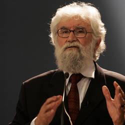O teólogo Leonardo Boff.
