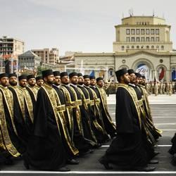 Clero ortodosso armeno